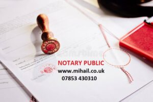 Notary West Drayton